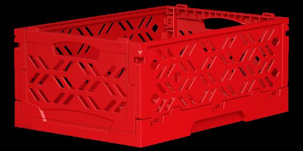 Klappbox Mini rot