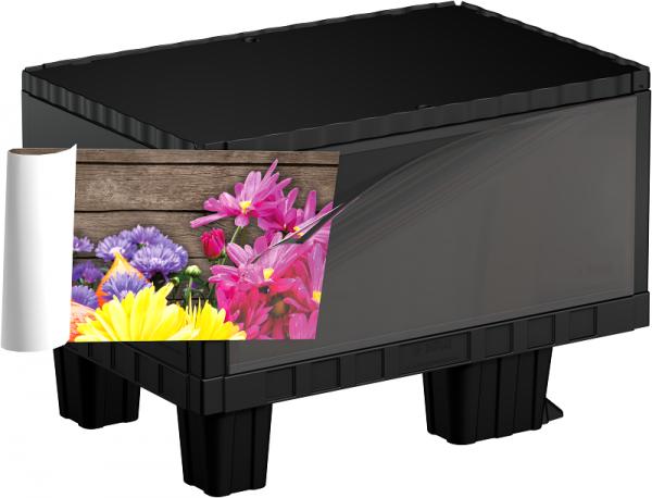 Magnet Folie Smart Display 40er