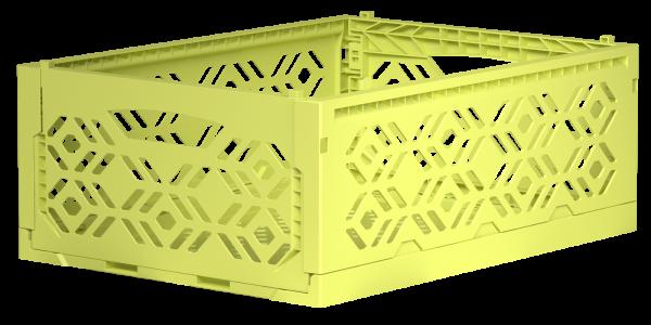 Klappbox Mini lindgrün